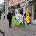 Volontärer, Fair Trade Shop Norrköping.